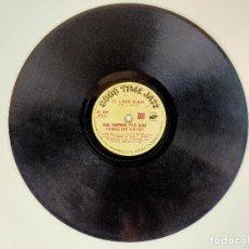 Discos de pizarra: DISCO PIZARRA FRANCES MUSICA CLASICA. Lote 236183645