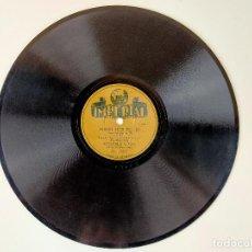 Discos de pizarra: DISCO PIZARRA FRANCES MUSICA CLASICA. Lote 236184540