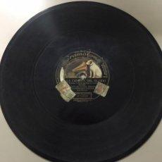 Discos de pizarra: DISCO PIZARRA 78 RPM. LA CANCIÓN DEL OLVIDO. MARINELLA Y SERENATA POR CORO. Lote 236195865
