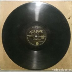 Discos de pizarra: MATTY O'NEIL. LITTLE RUSTY/ DON'T SELL DADDY ANY MORE WHISKEY. LONDON UK PIZARRA 10'' 78 RPM. Lote 236271205