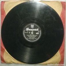 Dischi in gommalacca: BILL HALEY & COMETS. THIRTEEN WOMAN/ ROCK AROUND THE CLOCK. BRUNSWICK UK 10'' 78 RPM. Lote 236457890
