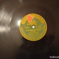 Discos de pizarra: DISCO DE PIZARRA DISCO PATHE. Lote 236491515