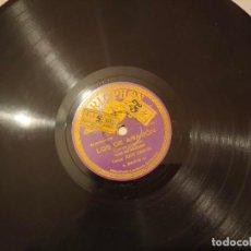 Discos de pizarra: DISCO DE PIZARRA PARLOPHON. Lote 236491655