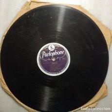 Discos de pizarra: THE KIRCHIN BAND. MAMBO MACOCO/ TANGERINE. PARLOPHONE, UK 1954 PIZARRA 10'' 78 RPM. Lote 236657665