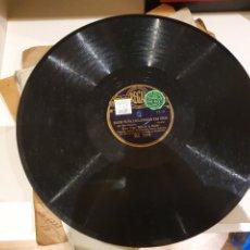 Discos de pizarra: DISCO DE PIZARRA NIÑA DE LA ALFALFA. Lote 236860185