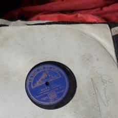 Discos de pizarra: ANTIGUO DISCO DE PIZARRA DE CONCHITA PIQUER, DOÑA LUZ Y LA CHIQUITA PICONERA, MUY BUEN ESTADO. Lote 236912690