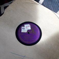Discos de pizarra: ANTIGUO DISCO DE PIZARRA DE CONCHITA PIQUER, TRINIA Y HERENCIA GITANA, MUY BUEN ESTADO. Lote 236921295