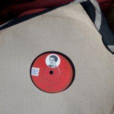 Discos de pizarra: ANTIGUO DISCO DE PIZARRA DE JUANITO VALDERRAMA, CHURUMBEL. Lote 236923840