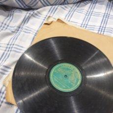 Discos de pizarra: XAVIER CUGAT DISCO DE PIZARRA. Lote 236962250