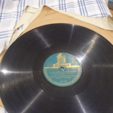 Discos de pizarra: DISCO DE PIZARRA TANGO FRANCISCO CANARO. Lote 236962515