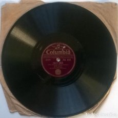 Disques en gomme-laque: GENE AUTRY. HAVE I TOLD LATELY THAT I LOVE YOU/ PRETTY MARY. COLUMBIA UK 1950 PIZARRA 10'' 78 RPM. Lote 237009750