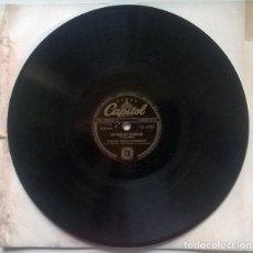 Discos de pizarra: SUGAR CHILE ROBINSON. BOUNCING BALL BOOGIE/ NUMBERS BOOGIE. CAPITOL UK 1951 PIZARRA 10'' 78 RPM. Lote 237194550