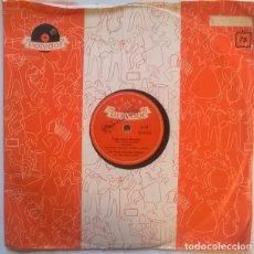 Discos de pizarra: BOB PARKER. DER SCHRÄGE OTTO SPIELT/ PAPA TANZT MAMBO. POLYDOR, GERMANY 50 019 PIZARRA 10'' 78 RPM. Lote 237197495