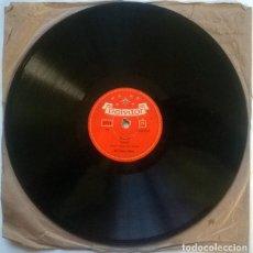 Discos de pizarra: DIE SIEBEN RABEN. SMOKY/ OKLAHOMA-TOM. POLYDOR, GERMANY 1956 PIZARRA 10'' 78 RPM. Lote 237401005