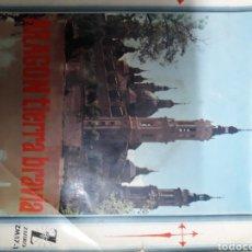 Discos de pizarra: DISCO DE PIZARRA ARAGON TIERRA BRAVIA. Lote 237555390