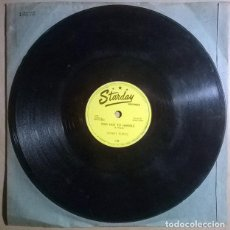 Disques en gomme-laque: SONNY BURNS. POWDER AND PAINT/ TOO HOT TO HANDLE. STARDAY, USA 1953 PIZARRA 10'' 78 RPM. Lote 238149025