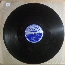 Discos de pizarra: IKE CARPENTER. PACHUKO HOP/ SANDU. ALADIN, USA 1953 PIZARRA 10'' 78 RPM. Lote 238337375