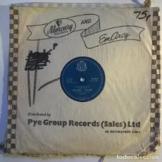 Discos de pizarra: SEPH ACRE & THE PETS. ROCK AND ROLL CHA CHA/ TOU ARE MY LOVE. PYE, UK 1958 PIZARRA 10'' 78 RPM. Lote 238694735