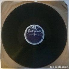 Discos de pizarra: THE KIRCHIN BAND. MAMBO ROCK/ TWEEDLEE DEE. PARLOPHONE, UK 1955 PIZARRA 10'' 78 RPM. Lote 238708790