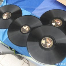 Discos de pizarra: EXPRO PETROUCHKA EN 4 ESCENAS (COMPLTA) 4 DISCOS 78 RPM ESPAÑOLES BUEN ESTADO STRAVINSKY HMV. Lote 241020120