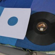 """Discos de pizarra: EXPRO DISCO PIZZARRA CON GRIETA 12"""" 78 RPM ORFEO CATALA EL CANT DE LA SENYERA. Lote 241021445"""