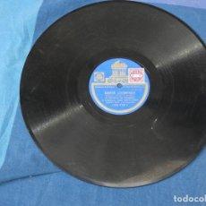 Discos de pizarra: EXPRO DISCO PIZZARRA 10 PULGADAS HARRY ROY BARRIOS LONDINENSES ESPAÑOL ODEON 6107. Lote 241025170