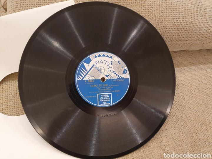 Discos de pizarra: 78 RPM MANUEL QUIROGA SOLO VIOLIN - Foto 5 - 244567425