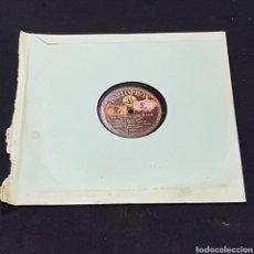 Discos de pizarra: DISCO DE PIZARRA PARLOPHON/ LA RONDA QUE PASA. Lote 244648145