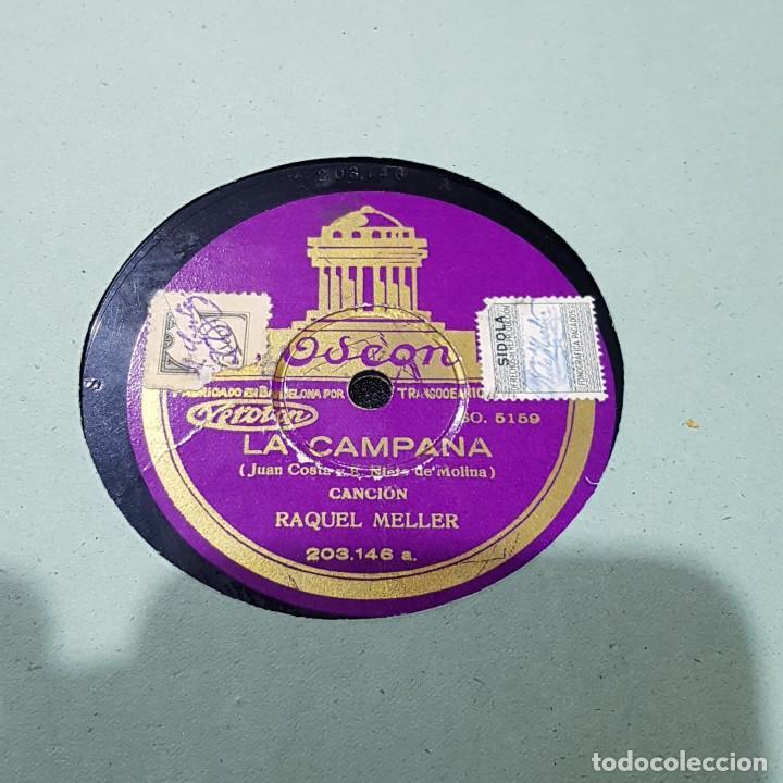 Discos de pizarra: DISCO DE PIZARRA OSEON/RAFAELIYO - Foto 4 - 244651610