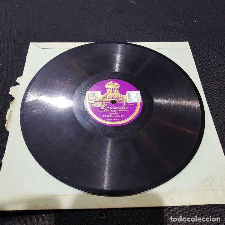 Discos de pizarra: DISCO DE PIZARRA OSEON/RAFAELIYO - Foto 5 - 244651610