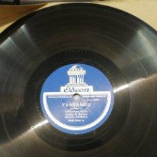 Discos de pizarra: DISCO 78RPM NIÑO MARCHENA- MEDIA GRANADINA/FANDANGO. Lote 245215650