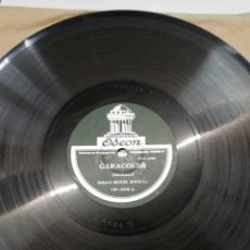 Discos de pizarra: DISCO 78RPM ANGELILLO- MURCIANAS/CARACOLES. Lote 245215830