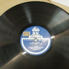 Discos de pizarra: DISCO 78RPM BIANCO BACHICHA- FEA/ANGUSTIA. Lote 245216805