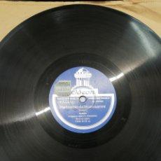 Discos de pizarra: DISCO 78RPM F. CANARO (BUENOS AIRES) MALANDRIN/MAÑANITAS DE MONTMARTRE. Lote 245217255