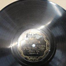Discos de pizarra: DISCO 78RPM ALBERTO VILA (BUENOS AIRES) - NIÑO BIEN/CHE PAPUSA OI. Lote 245217570