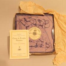 Discos de pizarra: COLECCIÓN DE DISCOS PIZARRA ARCHIVO DE LA PALABRA RIGAL DIC 1931. Lote 245908645