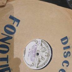 Discos de pizarra: 78 RPM AMELIA TALEXIS. Lote 246226325