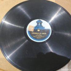 Discos de pizarra: DORA LA CORDOBESITA 78 RPM. Lote 246230285