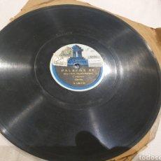 Discos de pizarra: LA CHELITO CUPLE 78 RPM. Lote 246230940