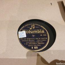 Discos de pizarra: 78 RPM DISCO CUBANO. Lote 247203050