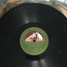Discos de pizarra: DISCO 78RPM PILAR GASCÓN Y JUSTO ROYO- JOTAS. Lote 247391285