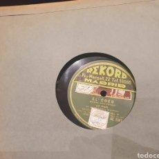 Discos de pizarra: 78 RPM ALADY LA PRINCESA ENCANTADA. Lote 247407010