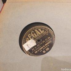 Discos de pizarra: EL MADRILEÑO CASTIZO 78 RPM. Lote 247408770