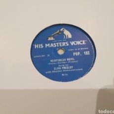 Discos para gramofone: 78 RPM ELVIS PRESLEY. Lote 247586265