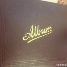 Discos de pizarra: ALBUM CON 12 DISCOS GRAMOLA CURSO FRANCES CCC. Lote 247659125