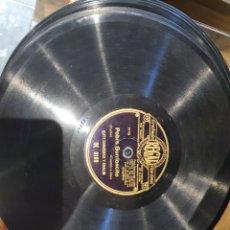Discos de pizarra: 78 RPM GUTY CARDENAS. Lote 247693780