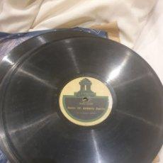 Discos de pizarra: ESCENA DEL AUTOMATA PEPITO 78 RPM. Lote 247759120