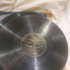 Discos de pizarra: MARINA ARRIETA SEÑOR ALBA. Lote 247759865