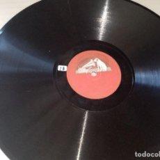 Discos de pizarra: PIZARRA CANTOS GREGORIANOS COROS DE MONJES DE LA ABADIA DE SAINT PIERREDE SOLESMES Nº 640. Lote 248724830