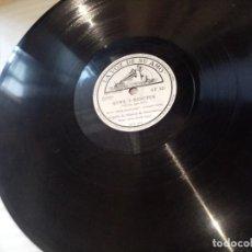 Discos de pizarra: PIZARRA KYRIE Y SANCTUS Y ANIMAM MEAM DILECTAM CAPILLA DE MUSICA DE MONTSERRAL Nº 521. Lote 248726655